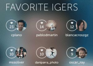 Favorite-igers