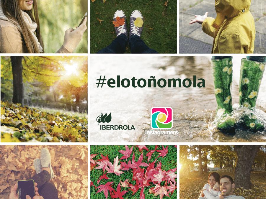#ElOtoñoMola: Gana una cámara 360º con Iberdrola en Instagram