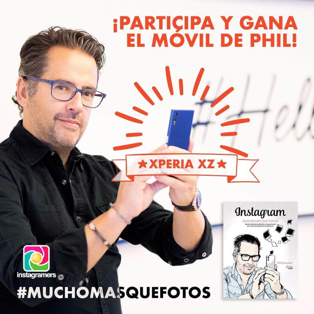 ¡Rescata tu foto favorita en Instagram y participa en el concurso #MuchoMasQueFotos!