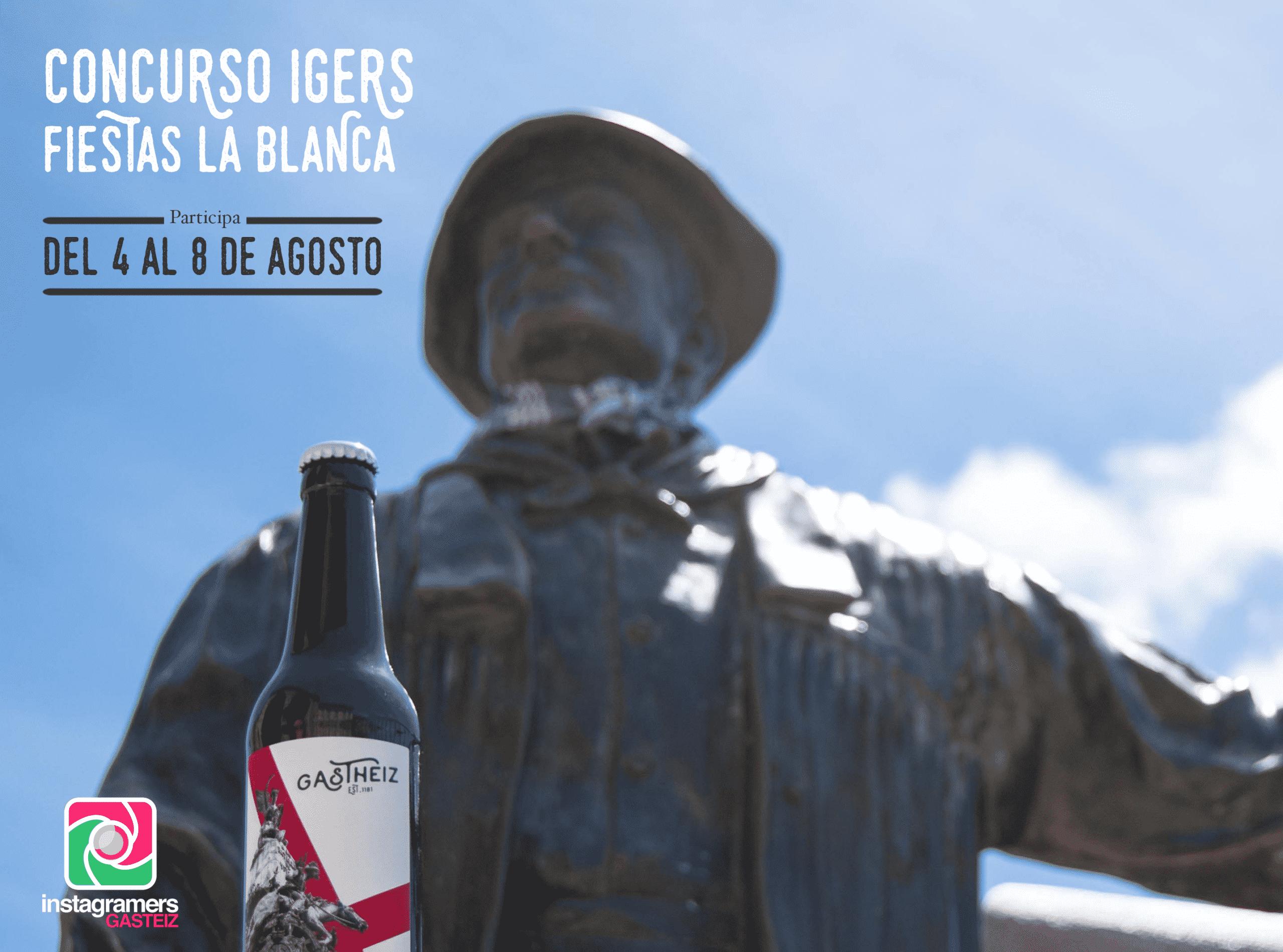 Celebramos #LaBlanca2017 con @Gastheiz por el orgullo de ser alavés.