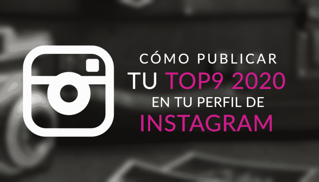 como publicar top9 instagram instagram